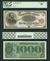 Treasury Note $1000 1890 США