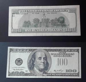 100 долларов 2006 США